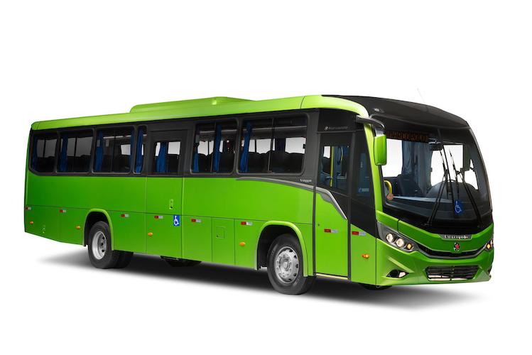 Viaggio 800 de Marcopolo para segmento chárter