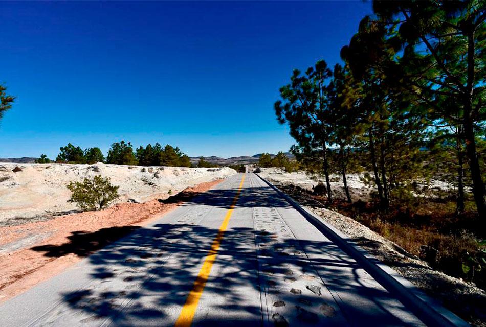 Nuevos proyectos de SCT en programa carretero