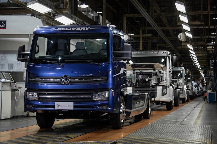 producción e-Delivery de WVCO