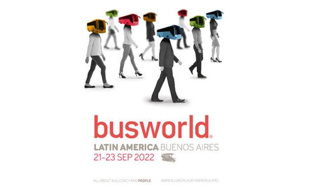 Busworld Latin America por primera vez en Argentina