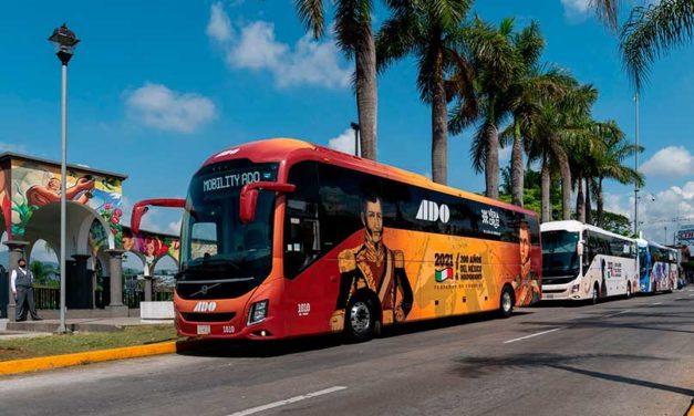 Campaña de precios bajos para viajar con ADO