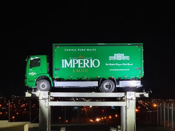 Cervejaria Cidade Imperial recibe 400 unidades VW