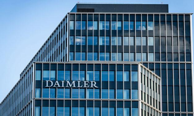 Sólido desempeño de Daimler en segundo trimestre