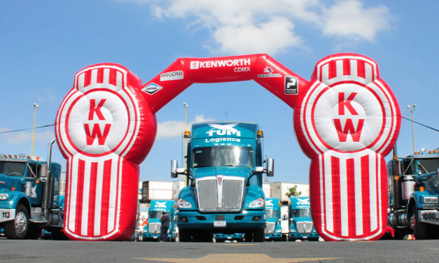 TUM Logística adquiere 110 unidades Kenworth
