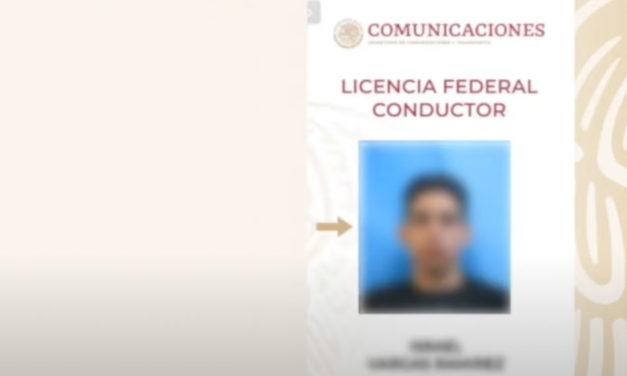 78 mil 725 Licencias Federales de Conductor emitidas