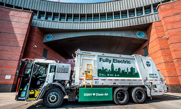 LR Electric de Mack convence a Saneamiento de NY