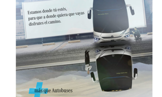 Autobuses Mercedes-Benz, tus compañeros de viaje