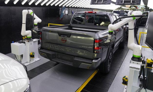 Frontier 2022 se produce en planta de Nissan Canton