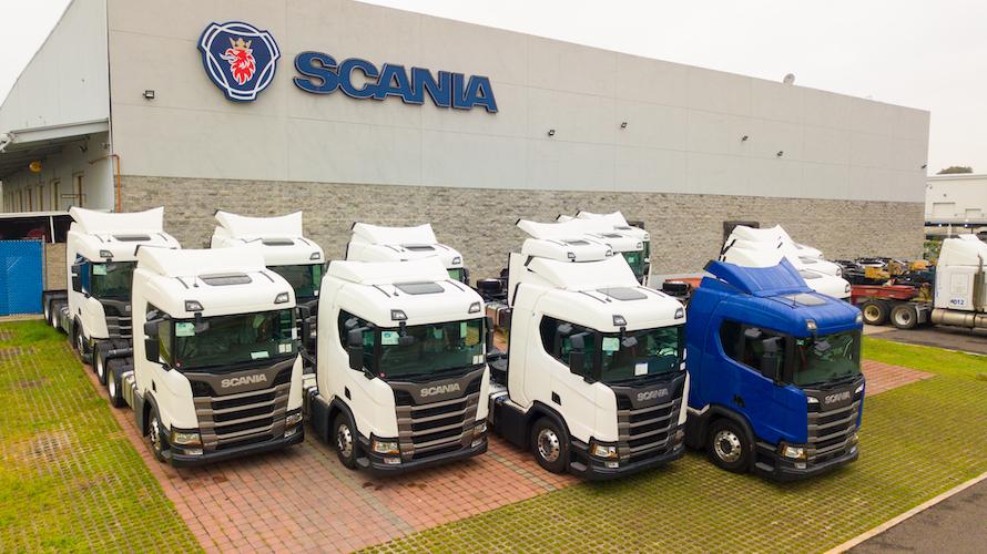 PNT de Tabasco adquiere 25 camiones Scania