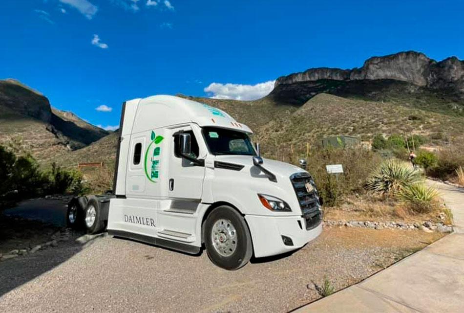 Proyectos ambientales de Daimler Trucks México