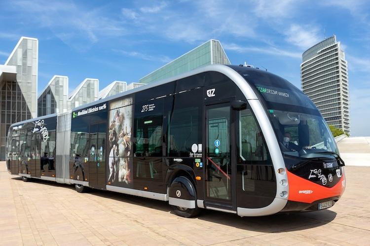 Zaragoza se transforma con Mobility ADO