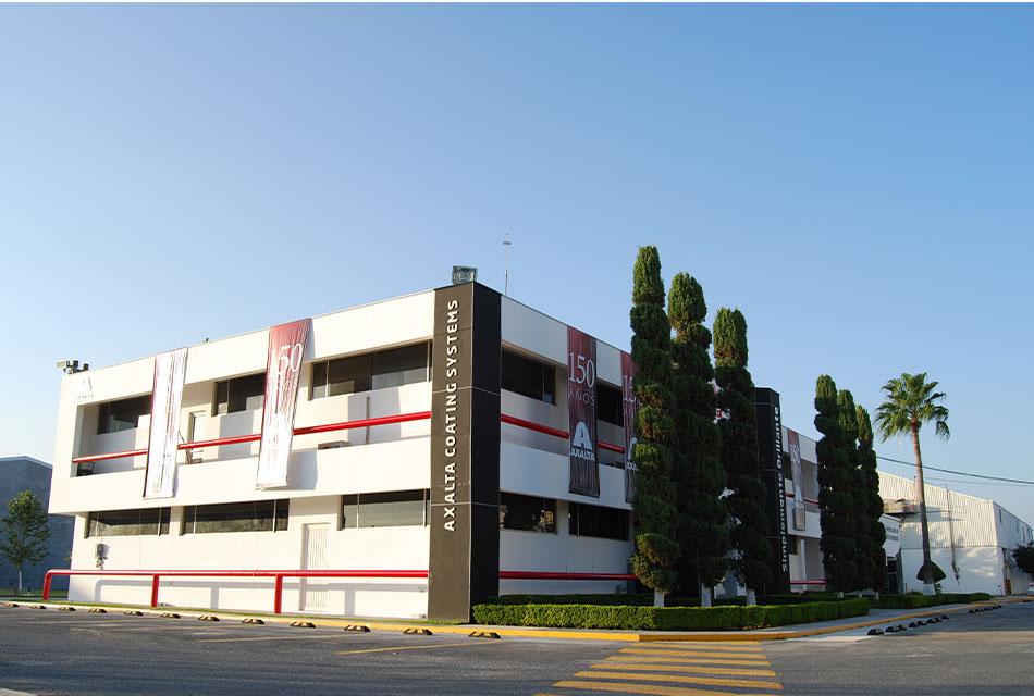 Planta de Axalta en Apodaca cumple 30 años