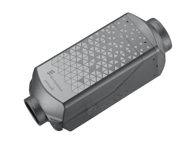 Airtronic: nueva generación de calentadores Eberspaecher