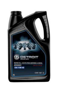 D-Advance Detroit Diesel