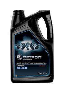 D- Supreme Detroit Diesel