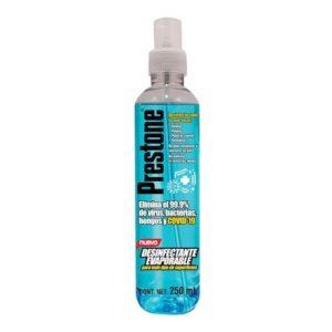 Desinfectante evaporable