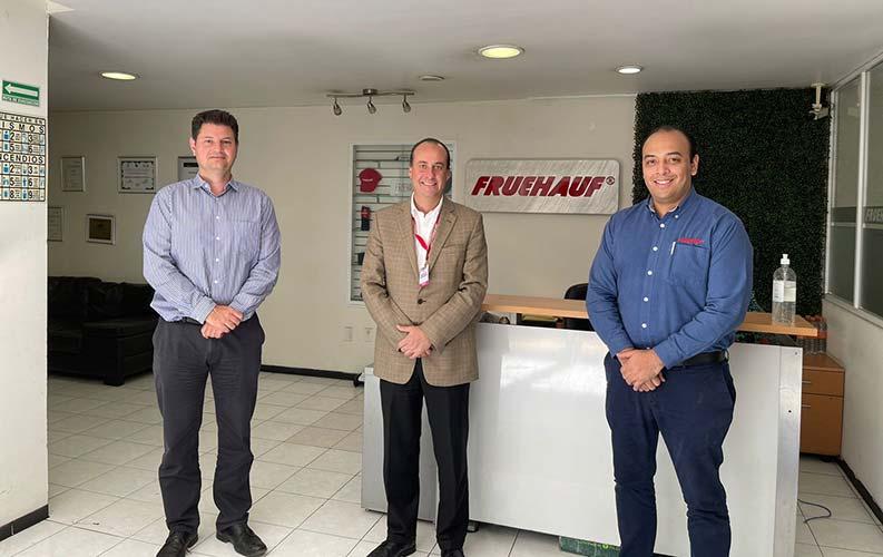 Direc Comercializadora broker comercial de Fruehauf