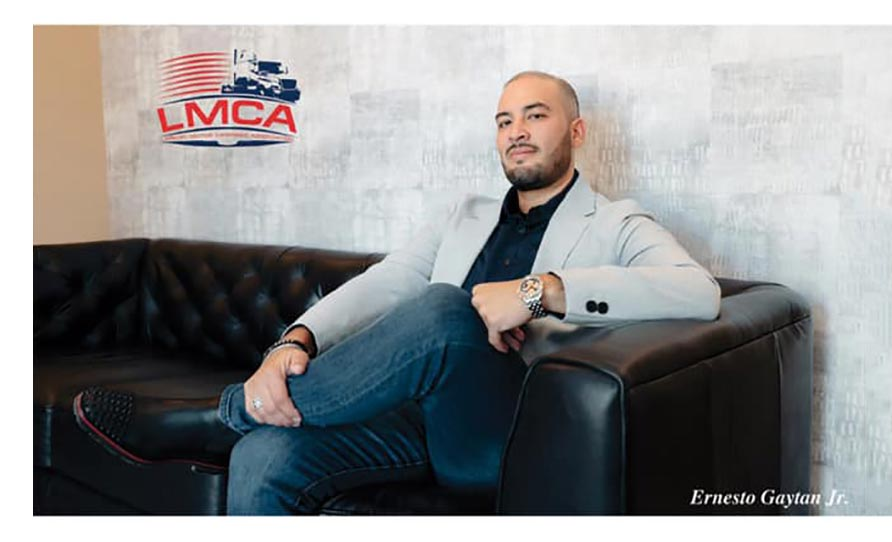 Ernesto Gaytán Jr. preside la Texas Trucking Association