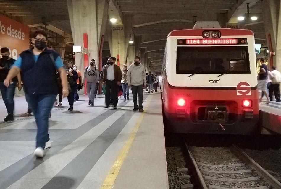 Ferrocarriles Suburbanos conectará 3 destinos