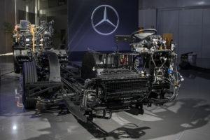 MB-eléctrico chasis