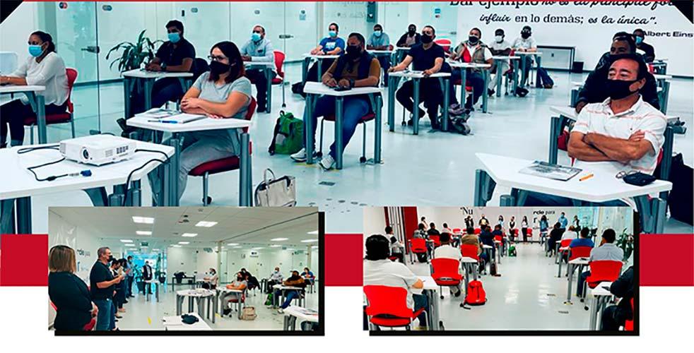 Más mujeres en cursos de operadores del IECA