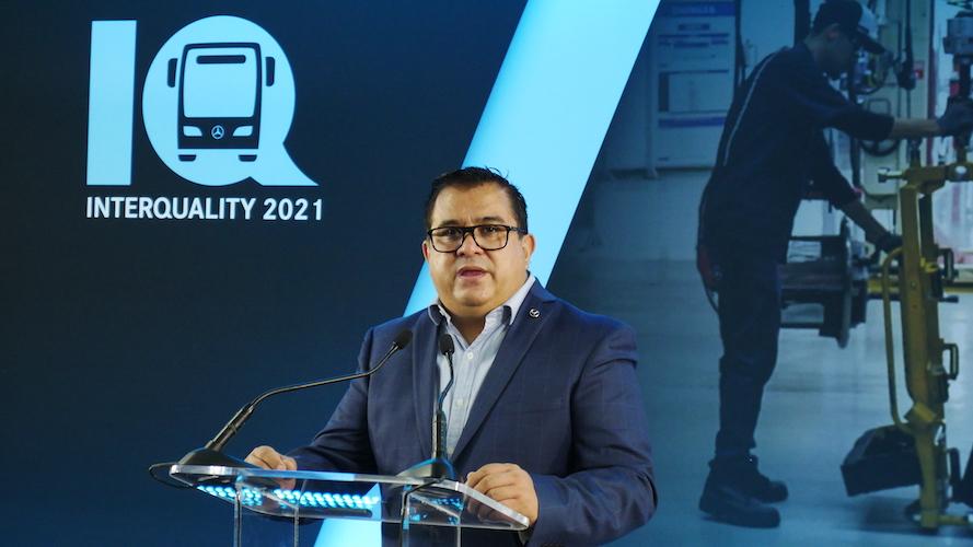 Proveedores premiados porMercedes-Benz Autobuses