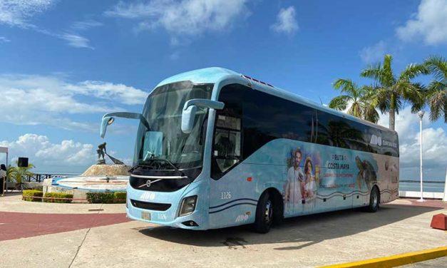 Ruta Costa Maya por reactivación de Quintana Roo