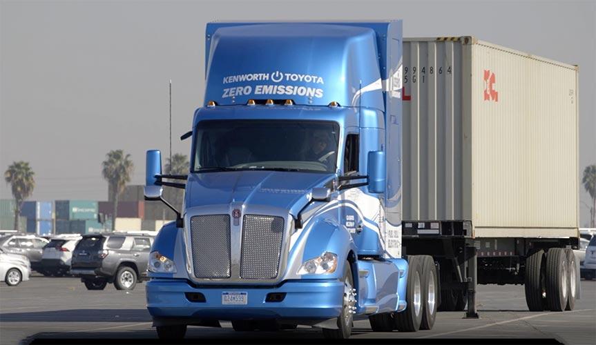 Toyota ensamblará celdas de combustible en Kentucky