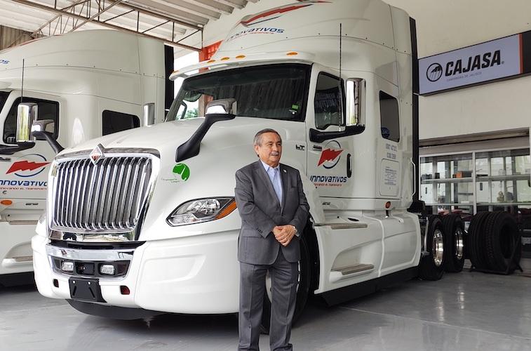 Transportes Innovativos suma 112 unidades LT
