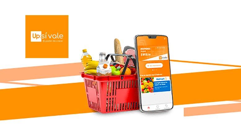 Up Sí Vale crece 300% con delivery de básicos
