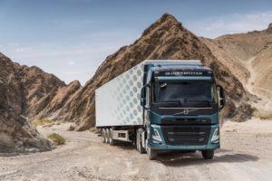 Volvo Trucks en China- Jiangling Motors