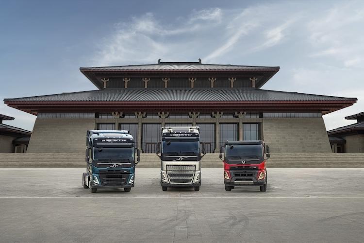 Volvo Trucks fabricará camiones pesados en China