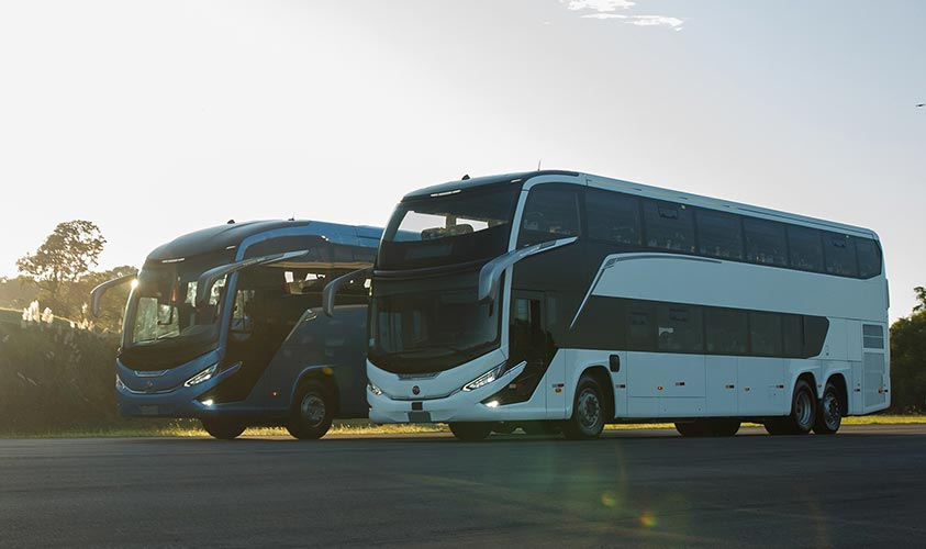 200 autobuses Marcopolo Generación 8 vendidos