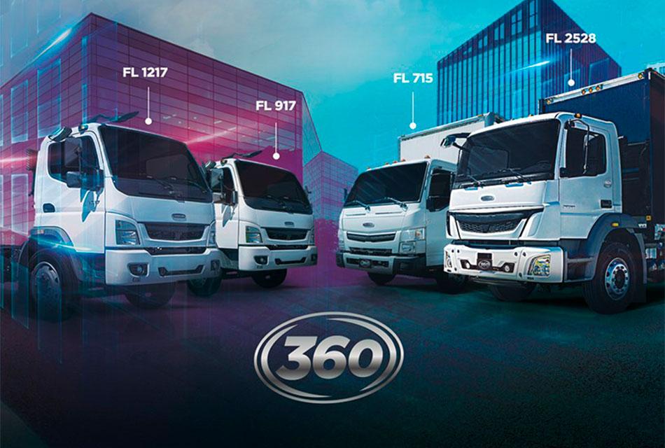 360 de Freightliner: Versatilidad para tu negocio