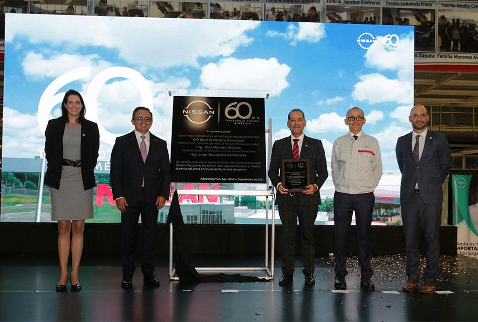 60 años de Nissan, una historia de crecimiento en Mx