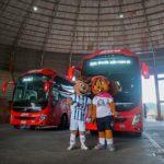ADO y Club Pachuca llevan ayuda a los damnificados