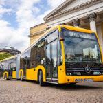 37 autobuses eCitaro y Setra entrega Daimler Buses