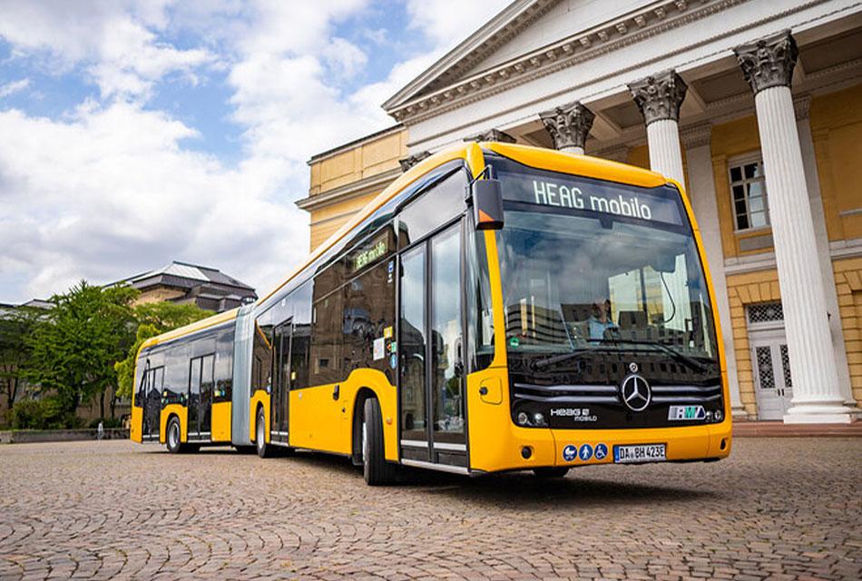 37 autobuses eCitaro y Setra entrega Daimler