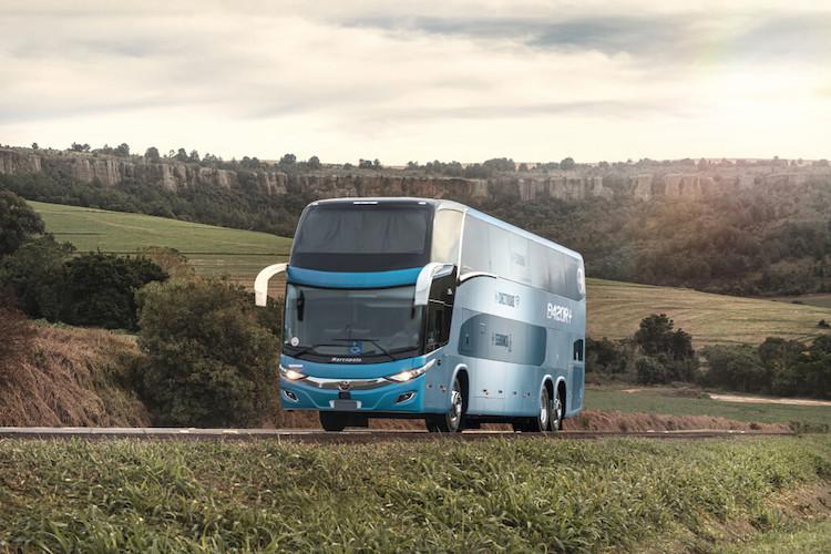 Arrendamiento mercantil de autobuses Volvo