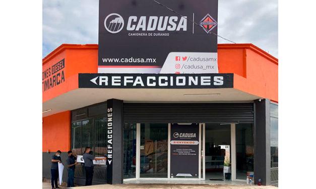 CADUSA abre sucursal de refacciones en Zacatecas