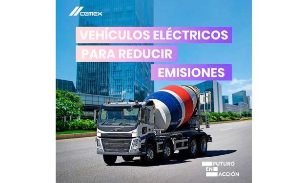 CEMEX y Volvo buscan crear flotilla cero emisiones