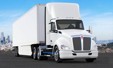Knight Swift Transportation probará el T680E de KW