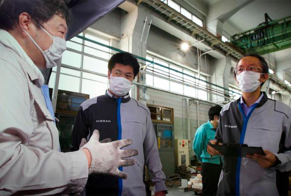 Reciclará Nissan motores eléctricos en Japón