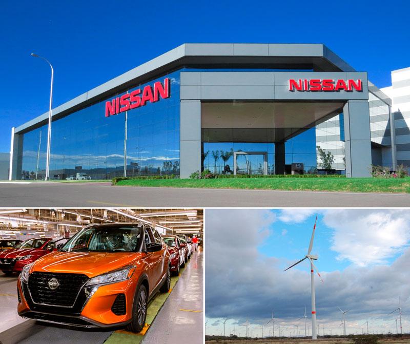 2 millones de vehículos ensamblados con energías renovables