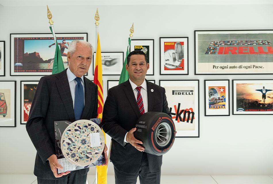 Inversión y aumento en capacidad de producción en Pirelli Silao