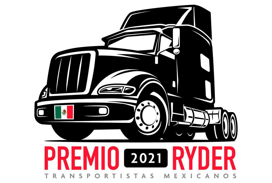 Premios Ryder 2021 para transportistas mexicanos