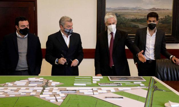 Proyecto T-Mex Park incluye plataforma logística