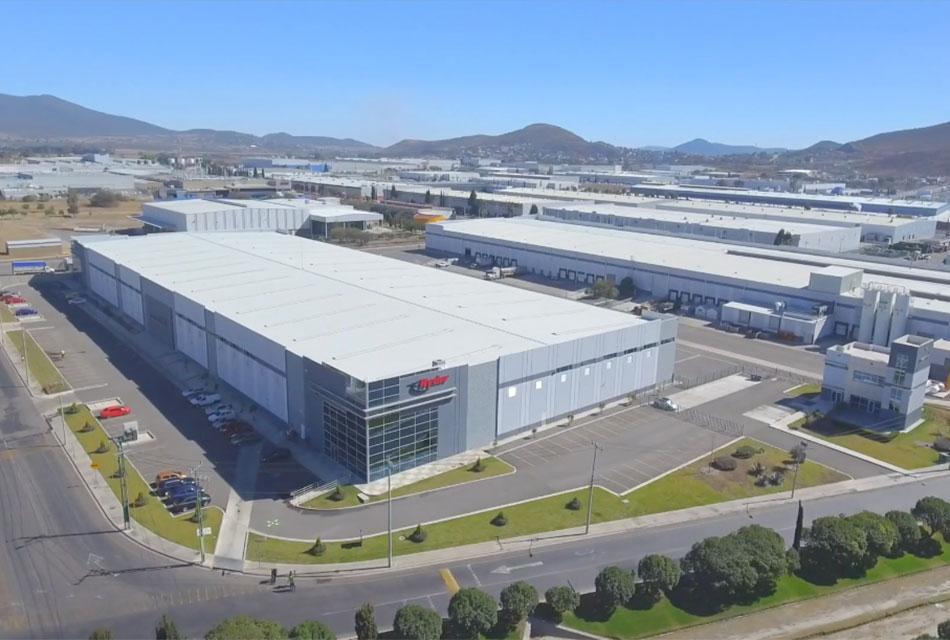elementos logísticos clave que favorecen el desarrollo industrial: Ryder