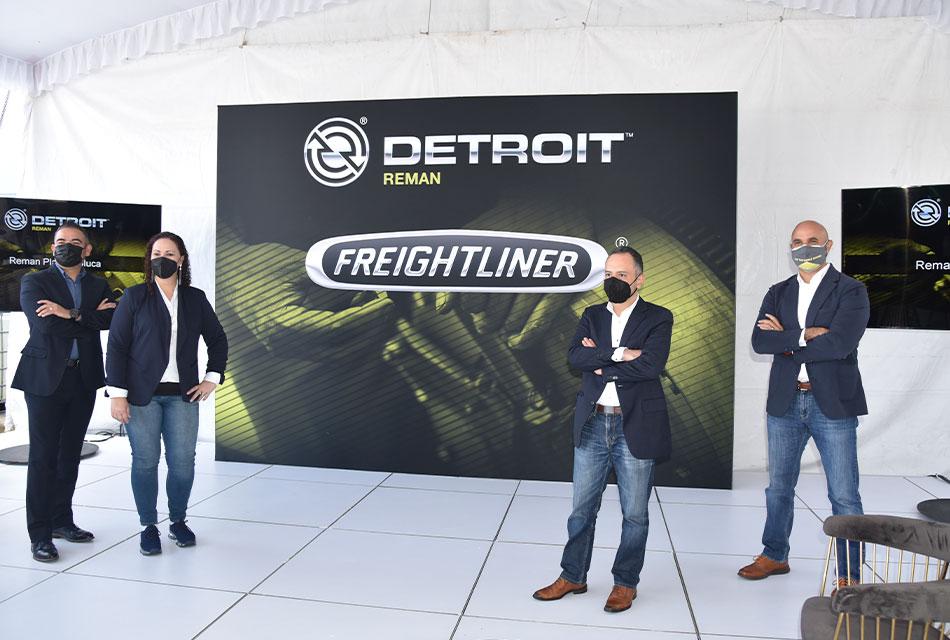Sensores NOx y compresores de Detroit Reman Mx
