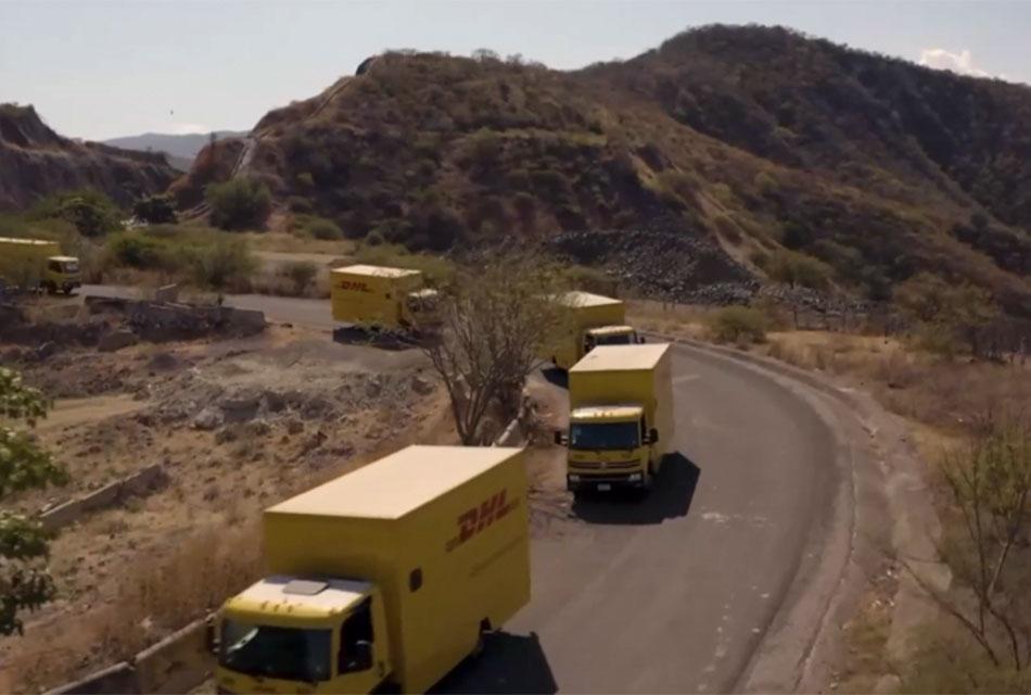 Soluciones en transporte de DHL que reducen costos